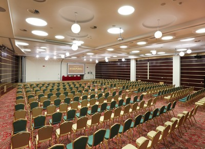 Conferences at Hotel International in Iasi, Romania